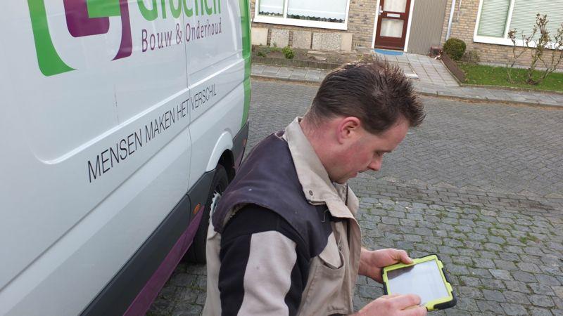 Service en Onderhoud door Groenen Bouw & Onderhoud