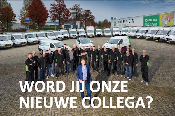 Vacatures bij Groenen Bouw & Onderhoud in Veldhoven