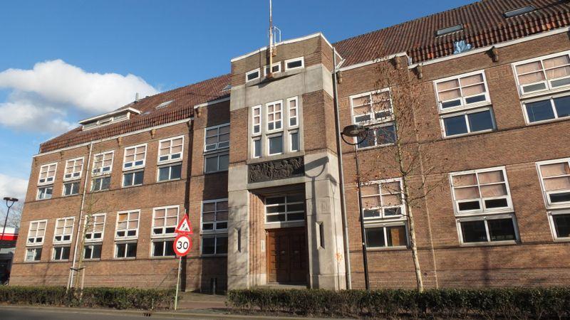 Renovatie Odulphuslyceum Tilburg