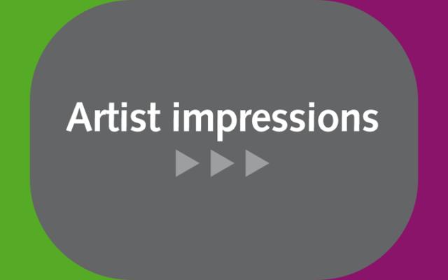 Artist impressions van project Groenen Bouw & Onderhoud