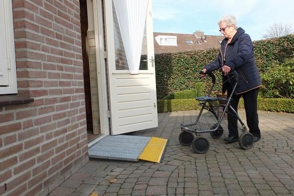 Bouwkundige aanpassingen voor Seniorenwoning