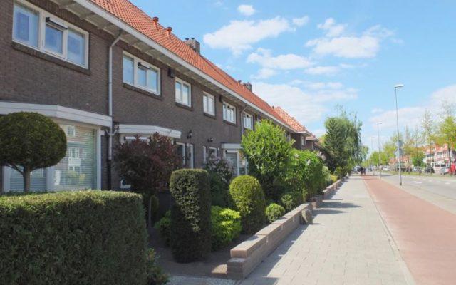 Grootonderhoud 35 woningen Boschdijk Eindhoven