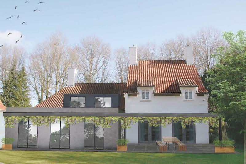 Renovatie - revatilisatie villa Vught - Groenen Bouw en Onderhoud