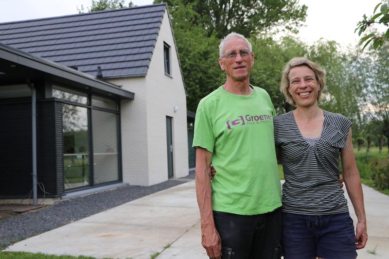 Coos & Cassandra van der Heijden - Groenen Bouw & Onderhoud