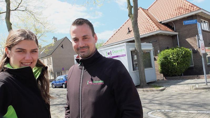 Dave Verrijdt - Groenen Bouw & Onderhoud