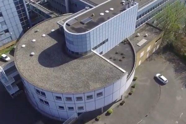 Verbouwing kunstacademie Den Bosch