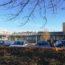 Vervangen gevelbekleding supermarkt Plus Dommelshei Veldhoven