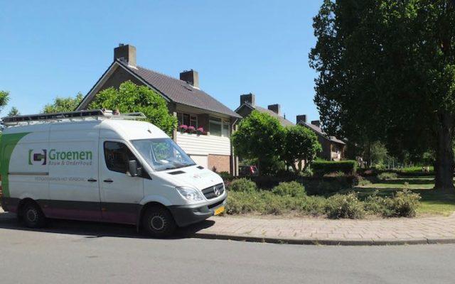 Renovatie Oranjewijk Veldhoven | Groenen Bouw & Onderhoud