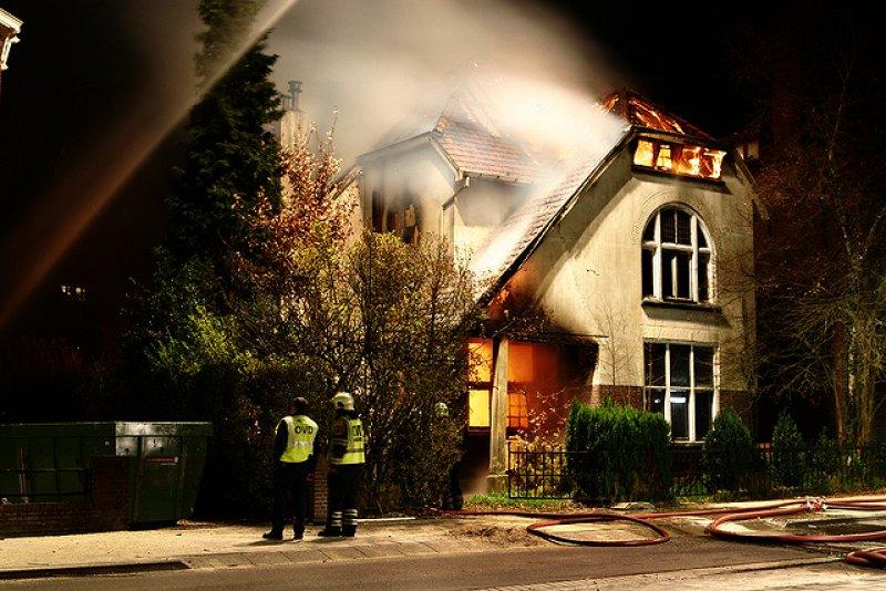 Brand Nachtegaallaan Eindhoven