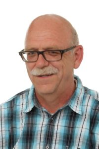 Projectleider Jan Daamen
