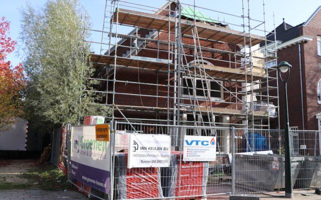 Nieuwbouw Nachtegaallaan Eindhoven