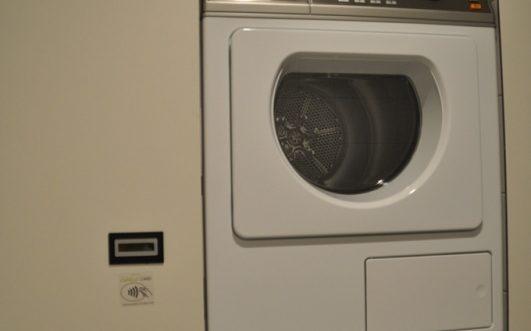 Contactloos betalen wasmachine