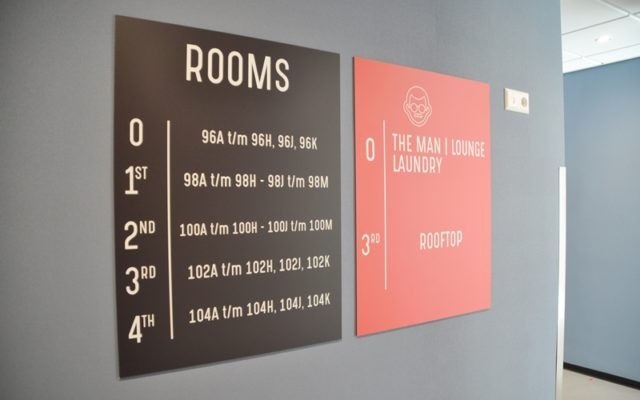 Rooms Bord