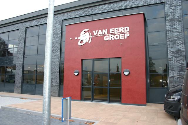 Van Eerd Groep - BREEAM Outstanding bedrijfspand Veldhoven