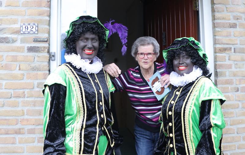 Groenen Pieten Oranjewijk Veldhoven