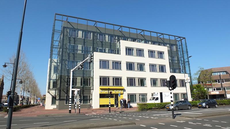 Kasteeltraverse Helmond Geluidsscherm - Groenen Bouw & Onderhoud