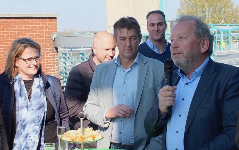 Groenen Bouw & Onderhoud - opening short-stay appartementen