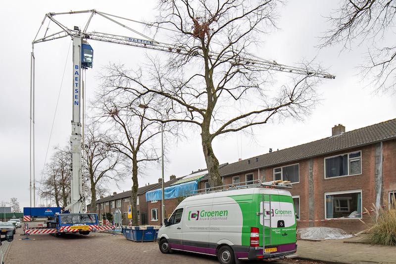 Woningen energieneutraal - Groenen Bouw & Onderhoud