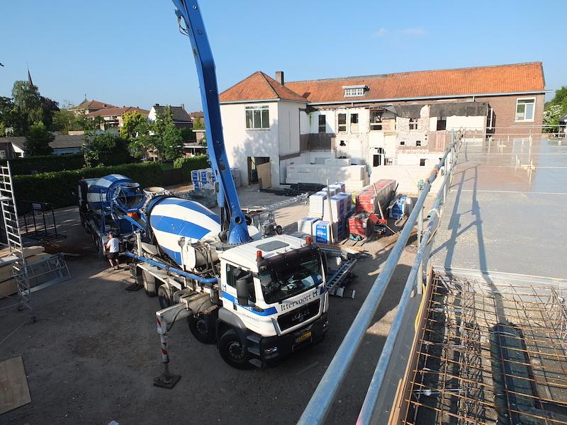 De School transformatie- en nieuwbouwproject | Groenen Bouw & Onderhoud