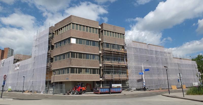 Transformatie kantoorgebouw | Groenen Bouw & Onderhoud